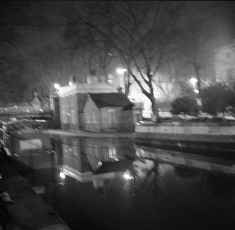Little Venice Canal - London