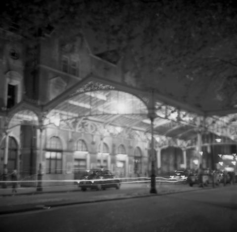 Marleybone Railway Station - London