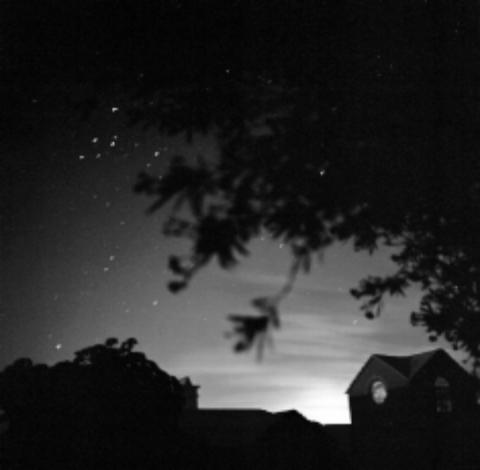 Moonrise - Stars