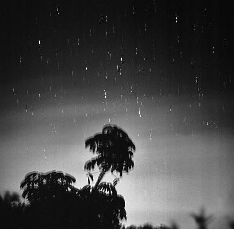 Stars Falling From Sky - Stars