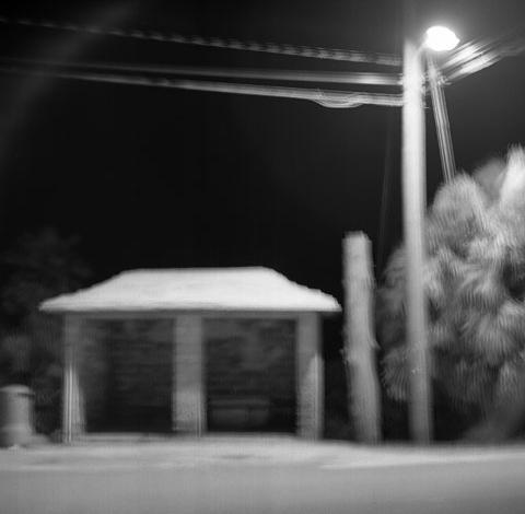 Bus Stop - Bermuda