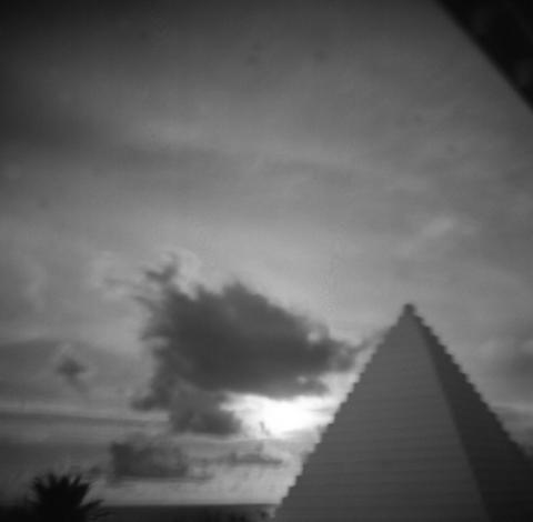 Pyramid - Bermuda