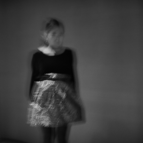 Offstage, Awaiting Cue - Unreal Portraits
